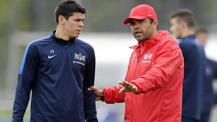 Am 13. Mai 2016 übernimmt Uli Forte den FC Zürich. Den Abstieg in die Challenge League kann er aber nicht verhindern.