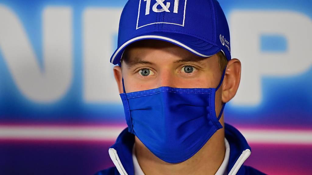 Bleibt mindestens ein weiteres Jahr bei Haas: Weltmeister-Sohn Mick Schumacher