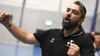 Die Worte von RTV-Coach Darijo Bagaric konnten die Niederlage auch nicht verhindern.