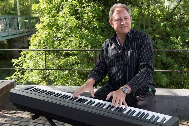 Thomas Pfann, Autor und Musiker aus Dietikon