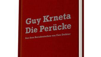 «Die Perücke» ist ein von elliptischen Sätzen nur so strotzender Theaterroman.