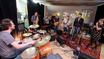 Zum letzten Mal spielt die Band Segublis in der Vario Bar Olten.
