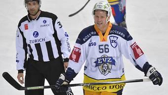 Timo Helbling muss das Eis verlassen