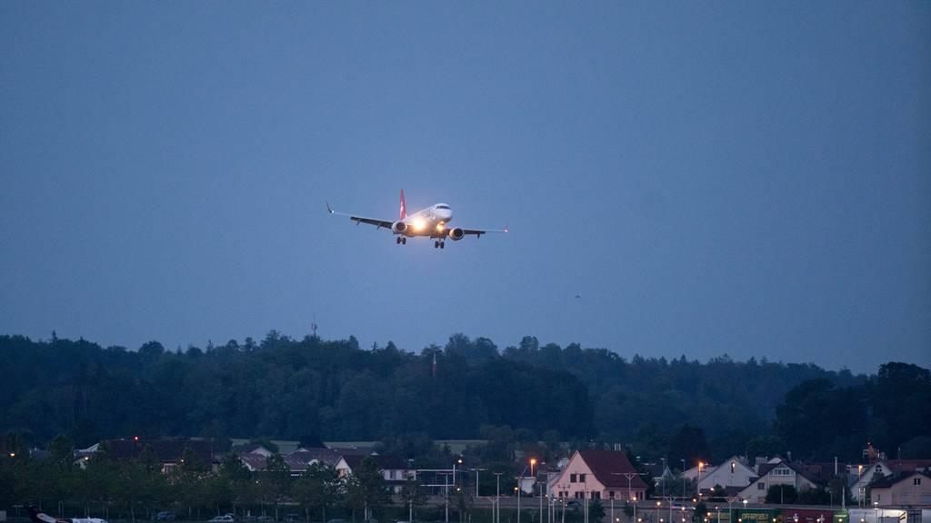 Nächtlicher Fluglärm erhöht Risiko eines Herz-Kreislauf-Todes