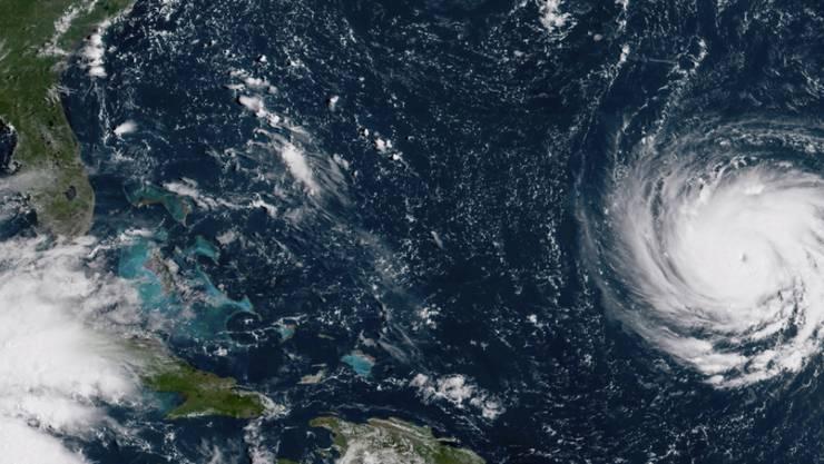 Hurrikan Florence bedroht eine Million Menschen – das müssen Sie ...