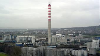 Teurer Kurzschluss in Sisseln: Der Chemiekonzern Royal DMS rechnet mit Kosten von 25 bis 30 Millionen Franken.