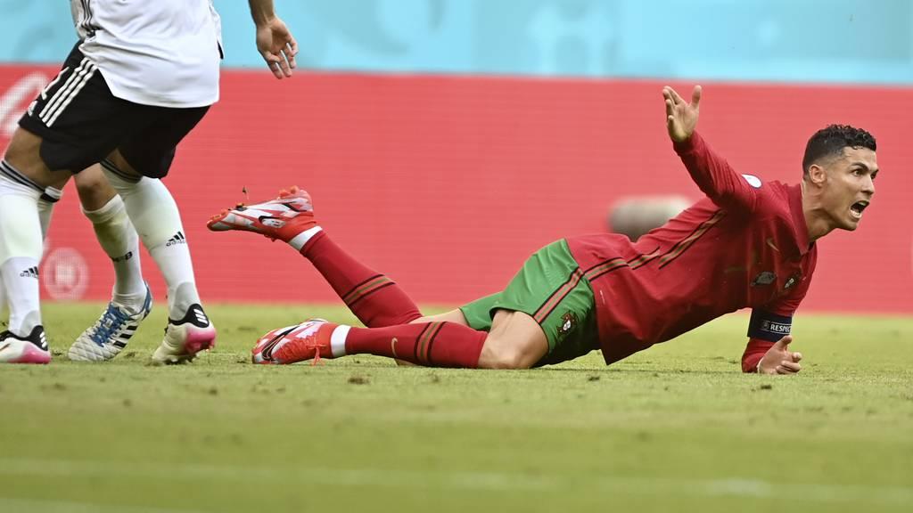 Deutschland besiegt Portugal nach Rückstand mit 4:2