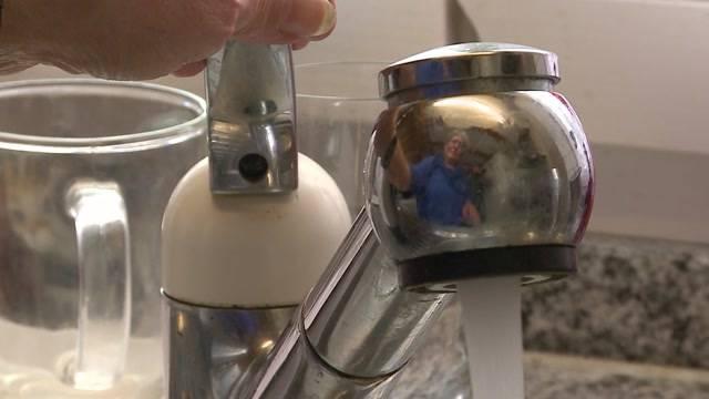 Trinkwasserverschmutzung nach Unwetter