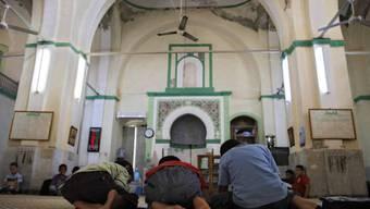 Der Mann wurde nach dem Besuch einer Moschee getötet (Symbolbild)