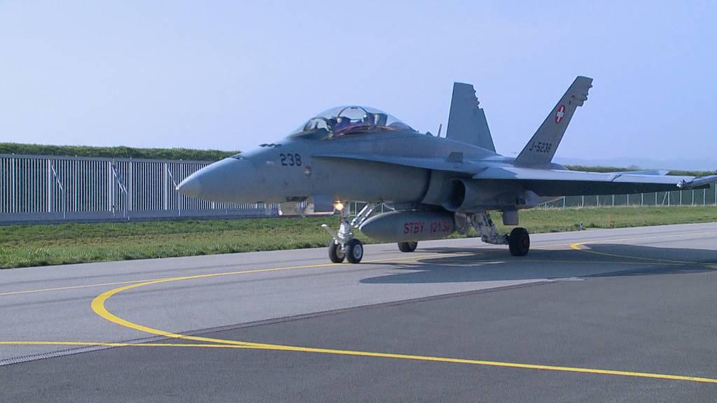 Höchstens 6 Milliarden Franken für neue Kampfjets