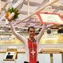 Claudio Imhof Stundenrekord Velodrome Grenchen