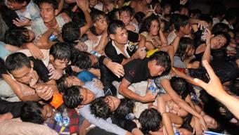 Die Katastrophe von Kambodscha