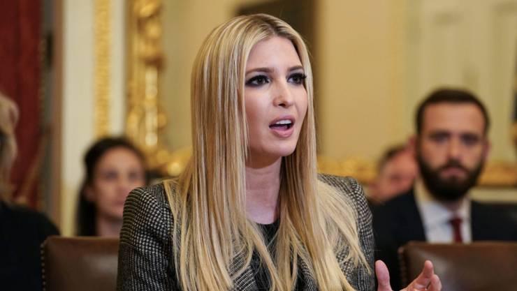 Die Tochter und Beraterin des US-Präsidenten Donald Trump, Ivanka Trump, hat offenbar gegen Vorgaben des Weissen Hauses verstossen und E-Mails von einem privaten Account aus versendet. (Archivbild)