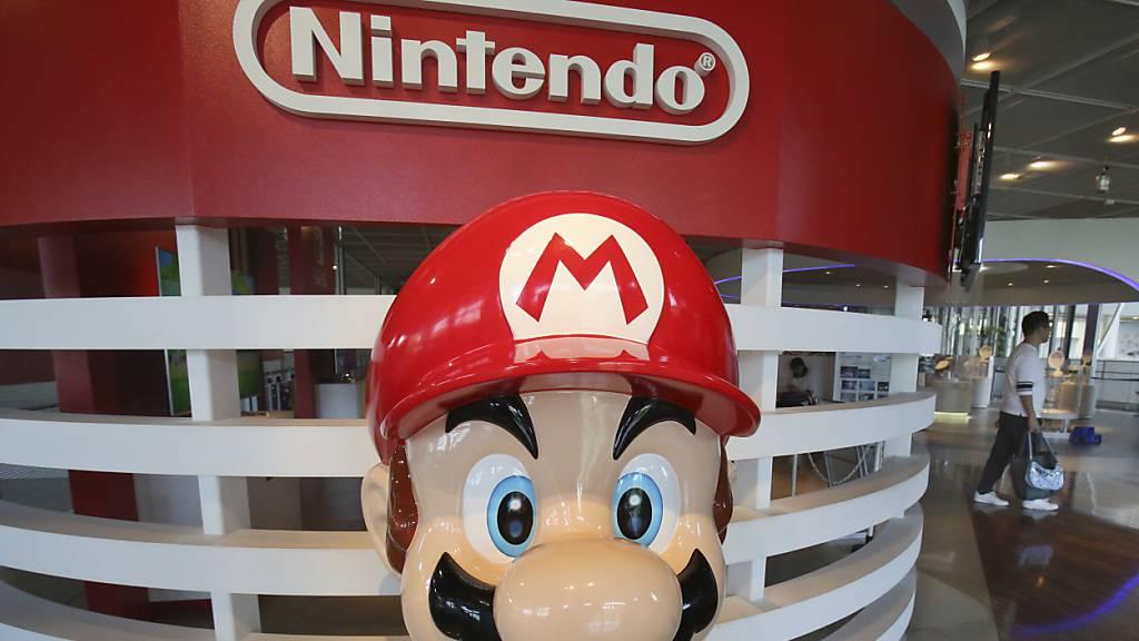 Spieleboom lässt Kassen von Nintendo klingeln