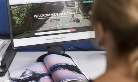 airbnb wird zum gr ssten hotel der schweizer alpen. Black Bedroom Furniture Sets. Home Design Ideas