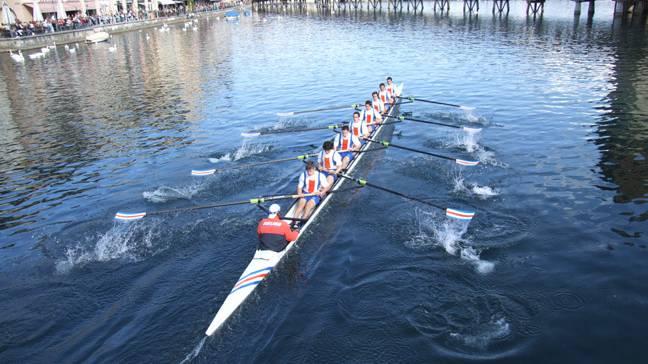 Dabei sein: Reuss-Sprint 2013 mit Nachwuchs-Vierer