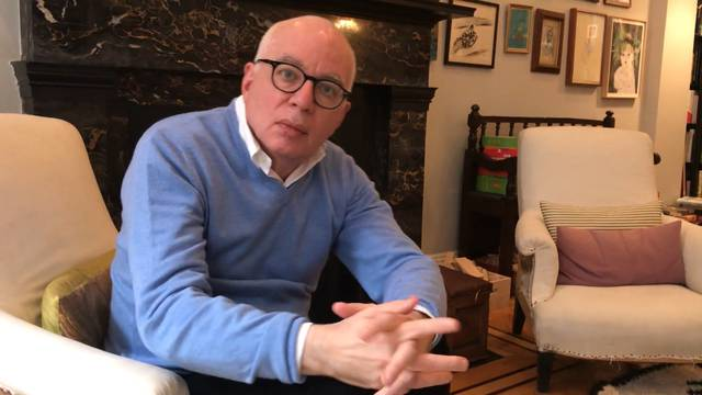 Interview mit Michael Wolff
