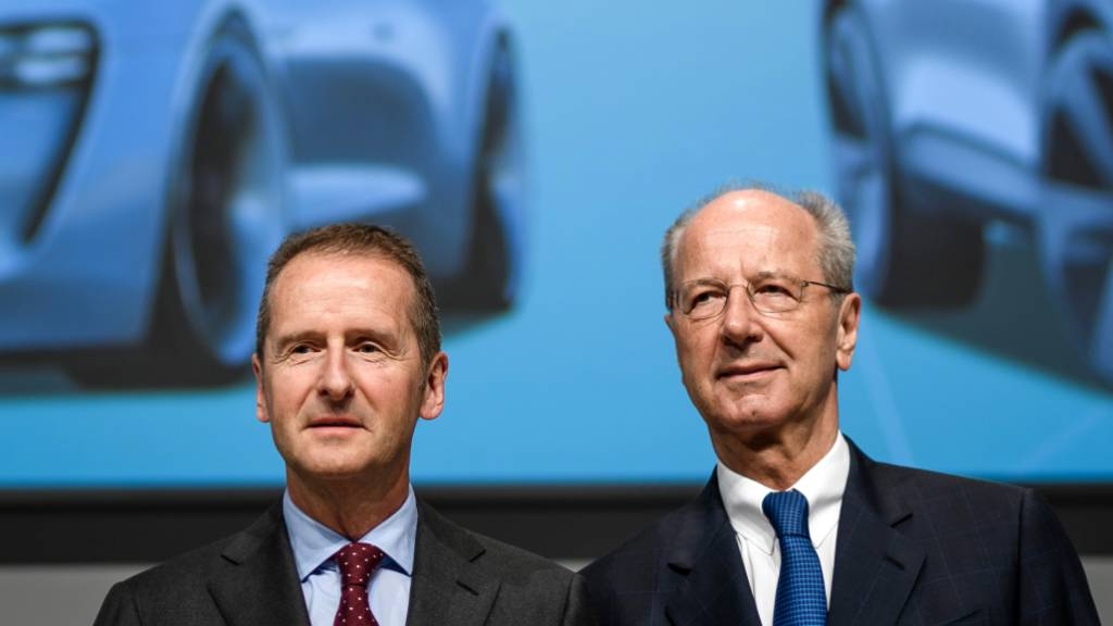 Deutsches Gericht stellt Strafverfahren gegen VW-Spitze ein