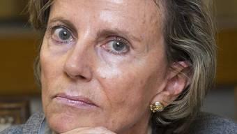 Unter Druck ihrer Angestellten: Die Genfer Polizei- und Sicherheitsdirektorin Isabel Rochat (Archiv)