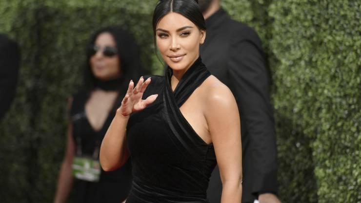 """Kim Kardashian fühlt sich und ihre vier Kinder """"gesegnet"""". Sie hat sich und ihre """"Babys"""" in Armenien, dem Land ihrer Vorfahren, taufen lassen. (Archivbild)"""