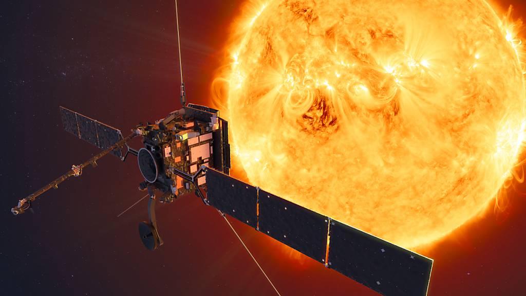 Schweizer Teleskop startet bald zur Sonne