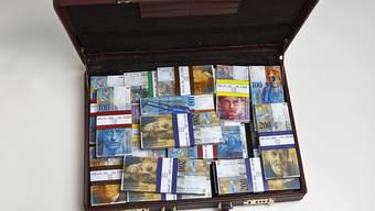 Das Parlament will das Bankgeheimnis im Inland nicht lockern. (Symbolbild)
