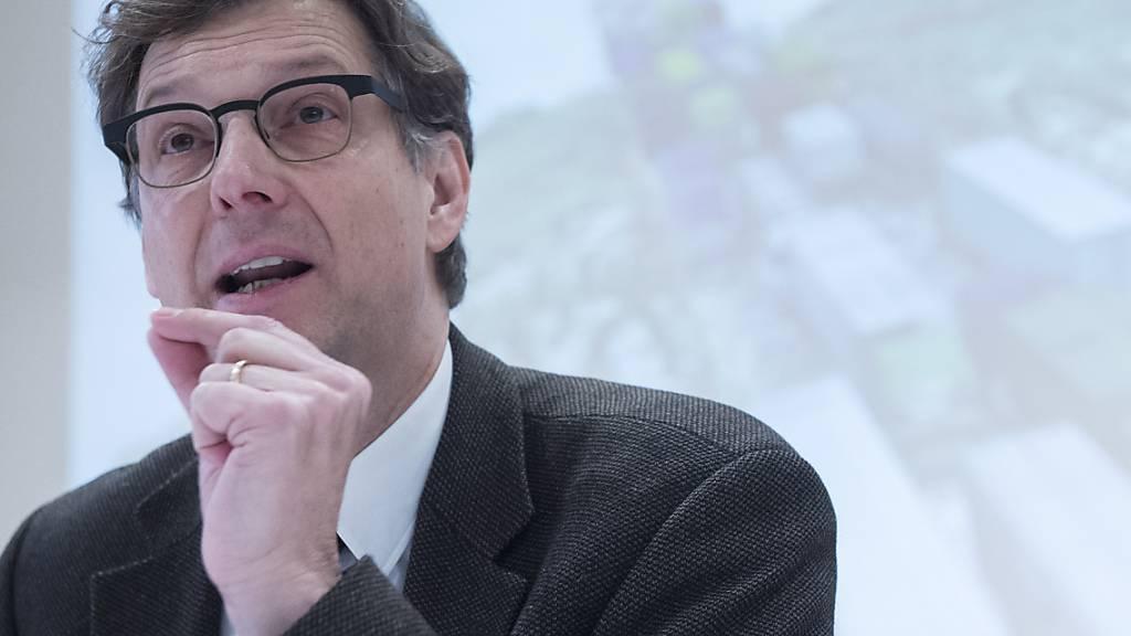 Mario Branda (SP) wurde am Sonntag als Stadtpräsident von Bellinzona bestätigt. (Archiv)