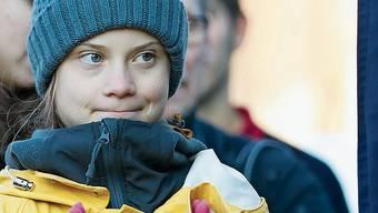 Skeptisch: Greta Thunberg hat sich in ihrer Heimat nicht nur Freunde gemacht.
