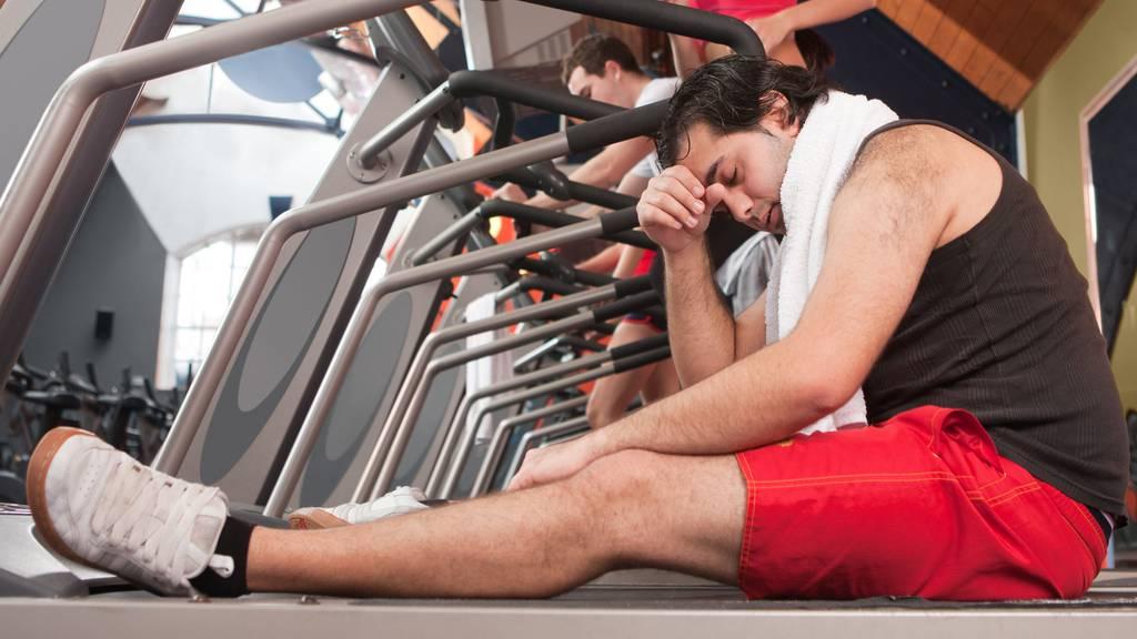 Alkohol und Sport - unter Umständen eine Mischung, die dich fertig macht.