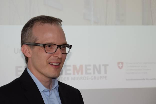 David Brühlmeier ist Mitgründer von VillageOffice