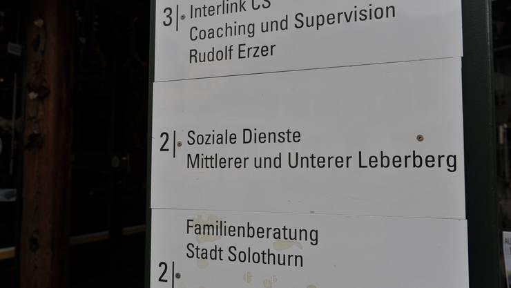 Flumenthal muss einen Beitrag nachzahlen und wird dafür im Verein Soziale Dienste Mittlerer und Unterer Leberberg aufgenommen.