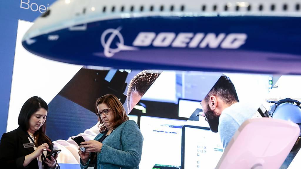 Boeing setzt 787-«Dreamliner»-Produktion in South Carolina aus