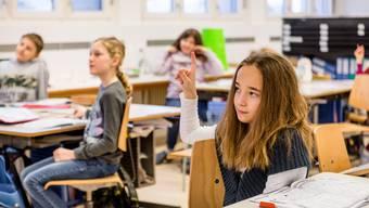 Die zweijährige Einführungsklasse ermöglicht den Kindern einen Schuleinstieg mit weniger zeitlichem Druck. (Symbolbild))