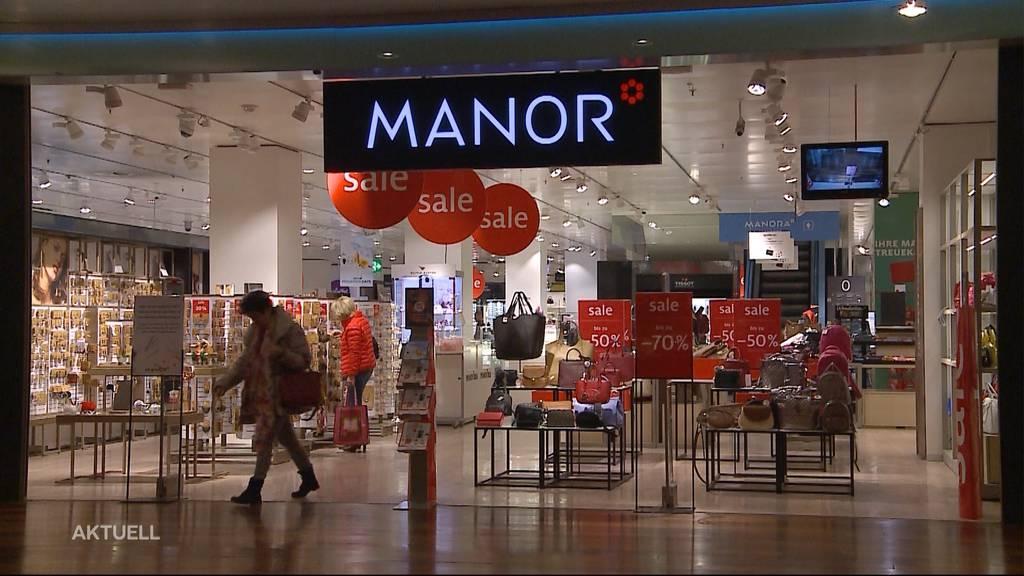 Manor schliesst Filialen und kündigt Mitarbeitenden