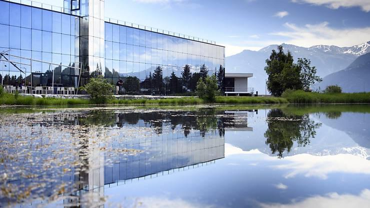 Das Gebäude der ehemaligen Stiftung Arnaud in Lens ist eines der bekanntesten Gebäude, das der tödlich verunglückte Architekt realisiert hat. (Archivbild)