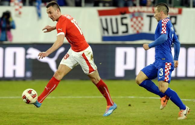 Josip Drmic trifft ein zweites Mal
