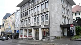 Die Regiobank-Filiale an der Kirchstrasse wurde letztes Jahr gleich zweimal überfallen.