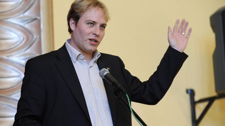 SP-Präsident Marco Hardmeier.