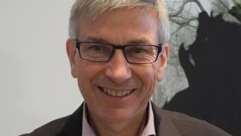 GLP-Landrat Hans Furer will im Ständeratswahlkampf der lachende Dritte sein.