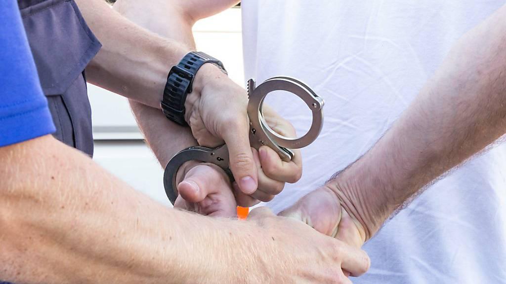 Mutmassliche Einbrecher in Wil festgenommen