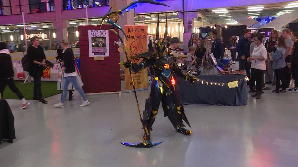 Herofest lockt tausende Besucher an