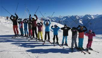Die Skilager werden normal durchgeführt – es gibt allerdings ein erweitertes Notfallszenario wegen des Corona-Virus. (Themenbild)