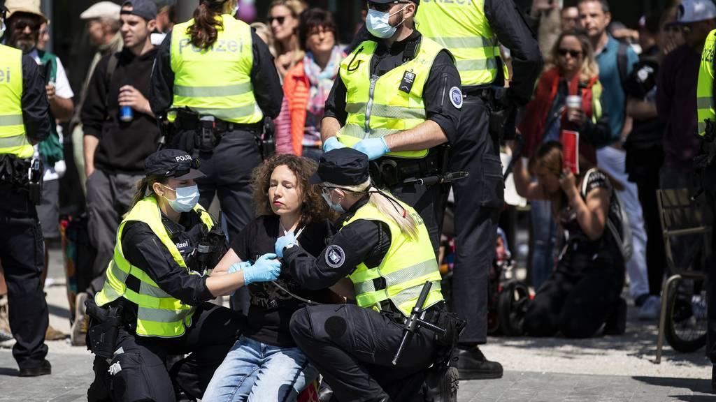 Polizeidirektoren kritisieren Bundesrat für Demo-Empfehlungen