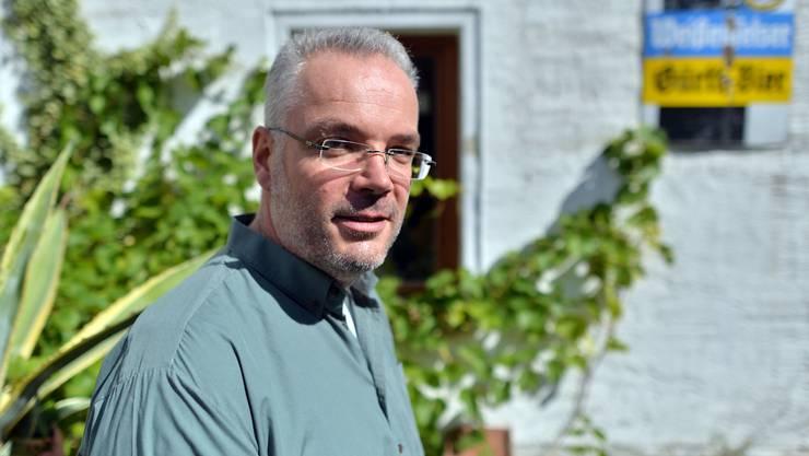 Trat 2015 nach massiven Einschüchterungen von seinem Amt als Ortsbürgermeister von Tröglitz zurück: Markus Nierth.