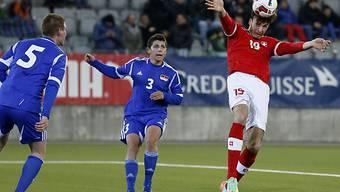 Haris Tabakovic erzielte die letzten beiden Treffer zum 7:1.
