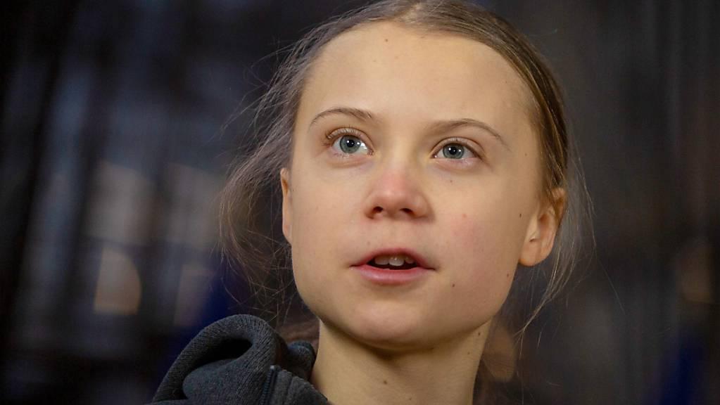 Greta Thunberg äußert sich sehr kritisch über den Klimagipfel «One Planet Summit». Foto: Virginia Mayo/AP/dpa