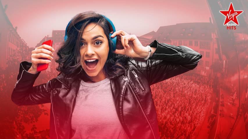 Sei unser Musicmaster und bestimme die Songs, die auf Virgin Radio Hits laufen!