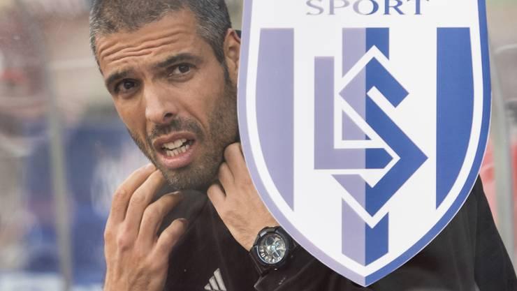 Lausannes Trainer Fabio Celestini bekommt einen neuen Chef