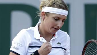 Timea Bacsinszky bleibt im Turnier