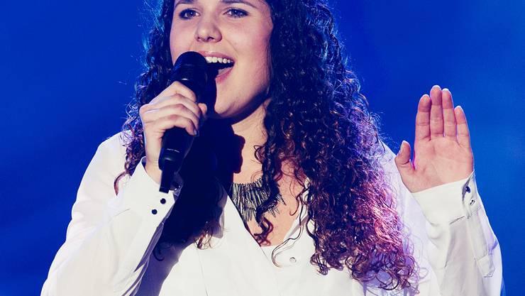 Engelhaft bei «The Voice...» am 1. März.